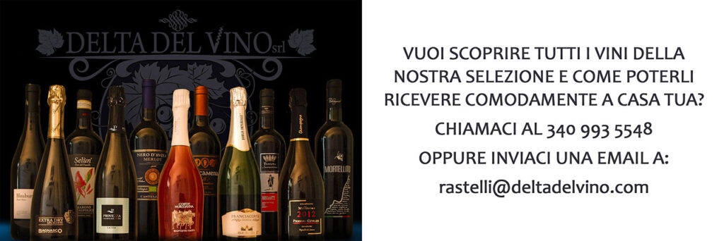 Contatti per info Delta del vino
