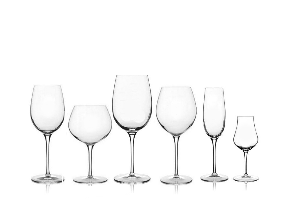 Come scegliere il bicchiere giusto per il vino